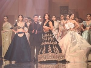 Lakme Fashion Week - Manish Malhotra Show 2019