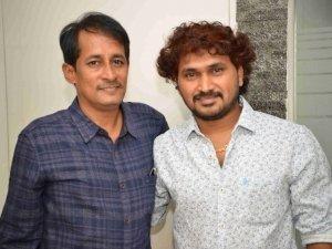 Manasina Aata Movie Press Meet