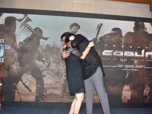 Saaho Movie Press Meet In Bengaluru