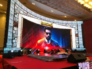 Bandobast Movie PreRelease Event In Hyderabad