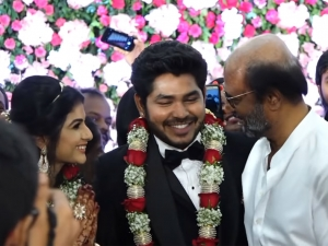 Indian comedian Mayilsamy Son Wedding Reception Photos