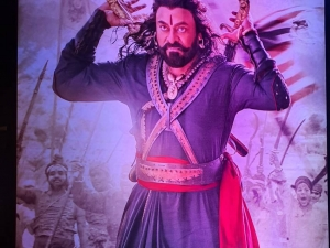 Syeraa Narasimha Reddy Movie Trailer Launch
