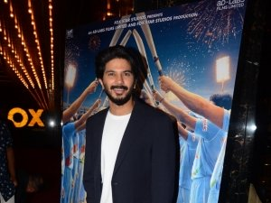 The Zoya Factor Special Screening For Mumbai Indians Cricket Team