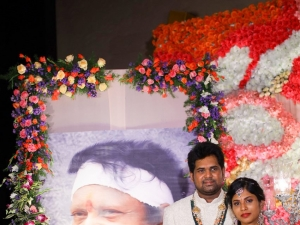 Kodi Rama Krishna's Second Daughter Pravallika Engagement