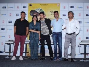 Satellite Shankar Of Trailer Launch