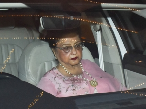 Celebs At Anil Kapoor's House For Karwa Chauth Celebration