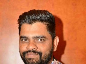 Darshan Release Radhika Kumarswamy's Damayanti Movie Audio