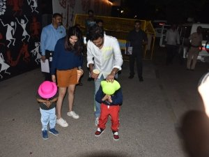 Aaradhya Bachchan Birthday Bash In Mumbai