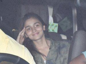 Celebs At Karan Johar's Party For Katy Perry