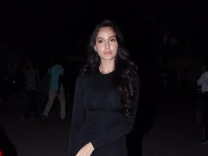 Celebs At Special Screening Of Marjaavaan