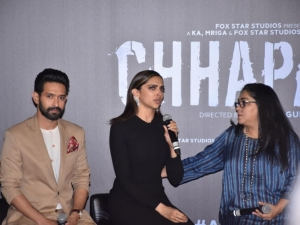 Chhapaak Movie Trailer Launch