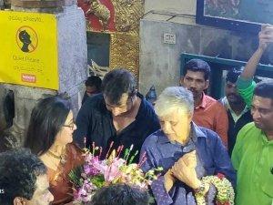 Darshan's Gandugali Madakari Nayaka Movie Muhurtha
