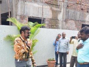 Nandamuri Balakrishna's Boyapati Srinu Movie Launch