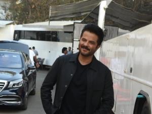 Anil Kapoor, Disha Patani, Aditya Roy Kapur and others snapped promoting 'Malang' in Mumbai