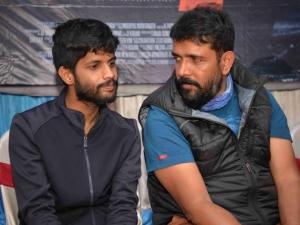 Kabja Movie Shooting Press Meet