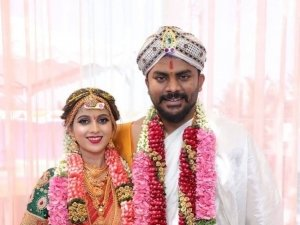 Chandan Shetty and Niveditha Gowda Wedding