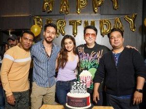 Sajid Nadiadwala Birthday Celebration