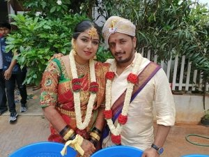 Ap.Arjun And Annapurna Wedding Photos