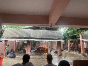 Sushant singh Rajput Funeral