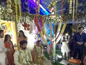 Rana Daggubati and Miheeka Bajaj Wedding Photos