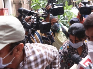 Sushant Singh Rajput Case: Celebs at ED Office In Mumbai