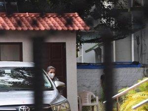 Deepika Padukone's Ex Manager Karishma Prakash at NCB Office