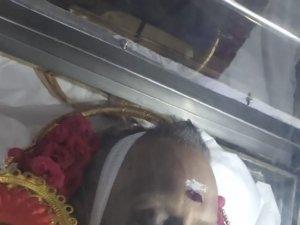 S. P. Balasubrahmanyam Funeral Photos