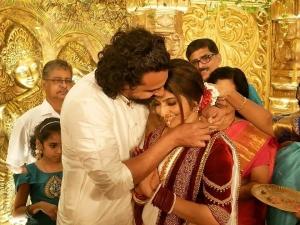 Athmiya Rajan Wedding