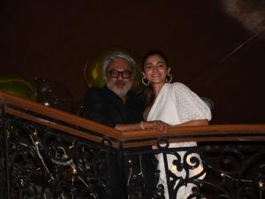 Celebs at Sanjay Leela Bhansali's Birthday Bash
