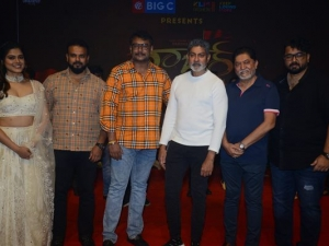 Darshan Movie Roberrt Pre Release Event