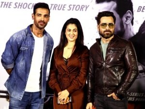 Trailer Launch of Mumbai Saga
