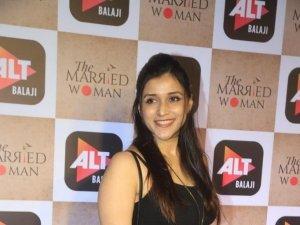 Special Screening of ALT Balaji The Married Woman
