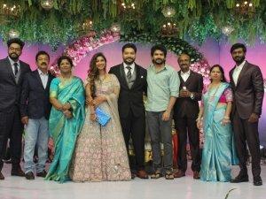 M S Bhaskar Daughter Wedding