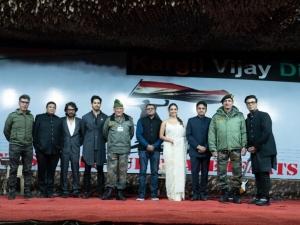 Kiara Advani, Sidharth Malhotra and others celebs at trailer launch of 'Shershaah'