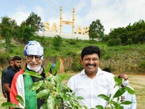 Green India challenge Achieved One More Milestone