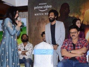 Narappa Success meet: వెంకటేష్, ప్రియమణి, అనిల్ రావిపూడి హంగామా.. ఇంకా ఎవరెవరూ వచ్చారంటే!