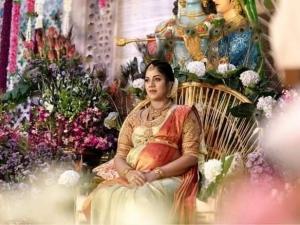 Baby Shower ceremony Revathi Nikhil  Gowda