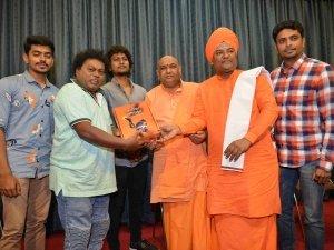 Maha Yogi Siddharoodha Film Press Meet