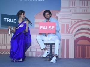 Meenakshi Sundareshwar Trailer Launch