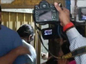 Shahrukh Khan Meets Son Aryan Khan In Arthur Road Jail