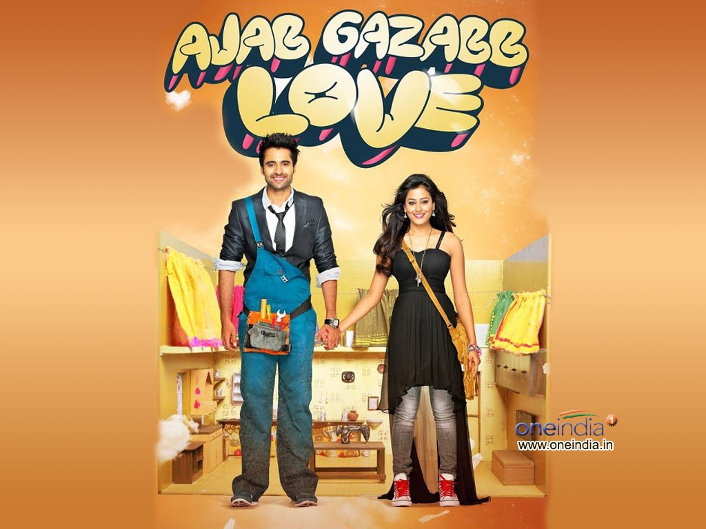 Ajab Gazabb Love