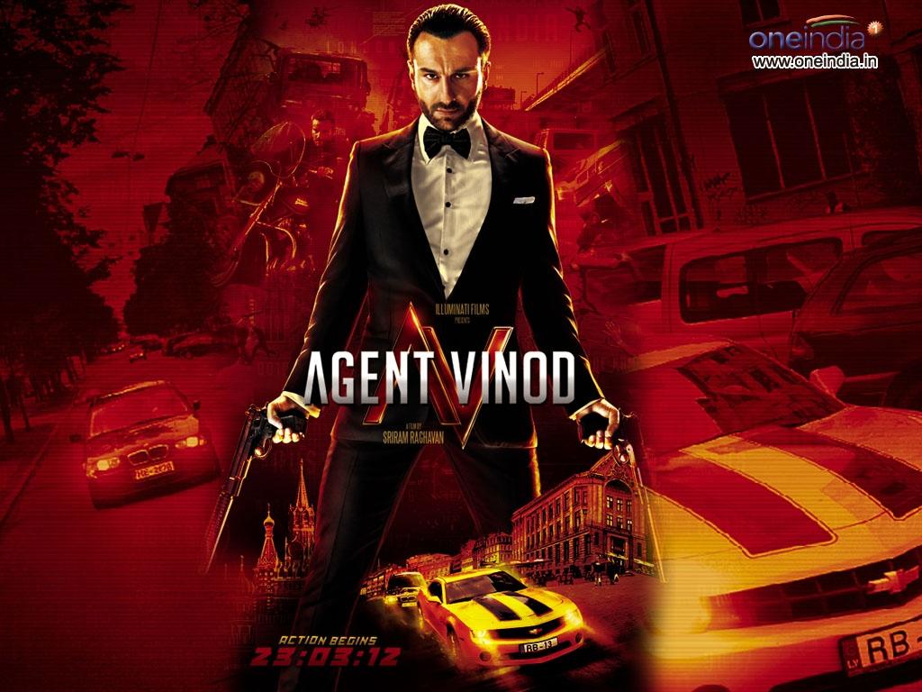 Agent Vinod
