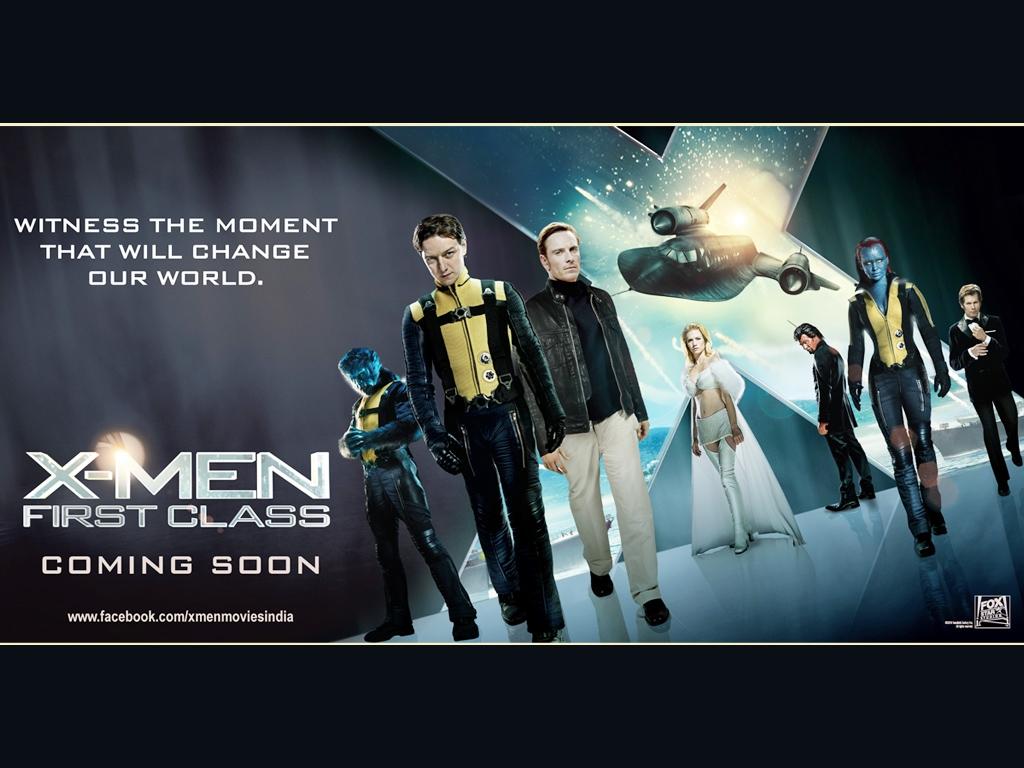 X Men First Class Wallpaper X Men First Class Hd Movie
