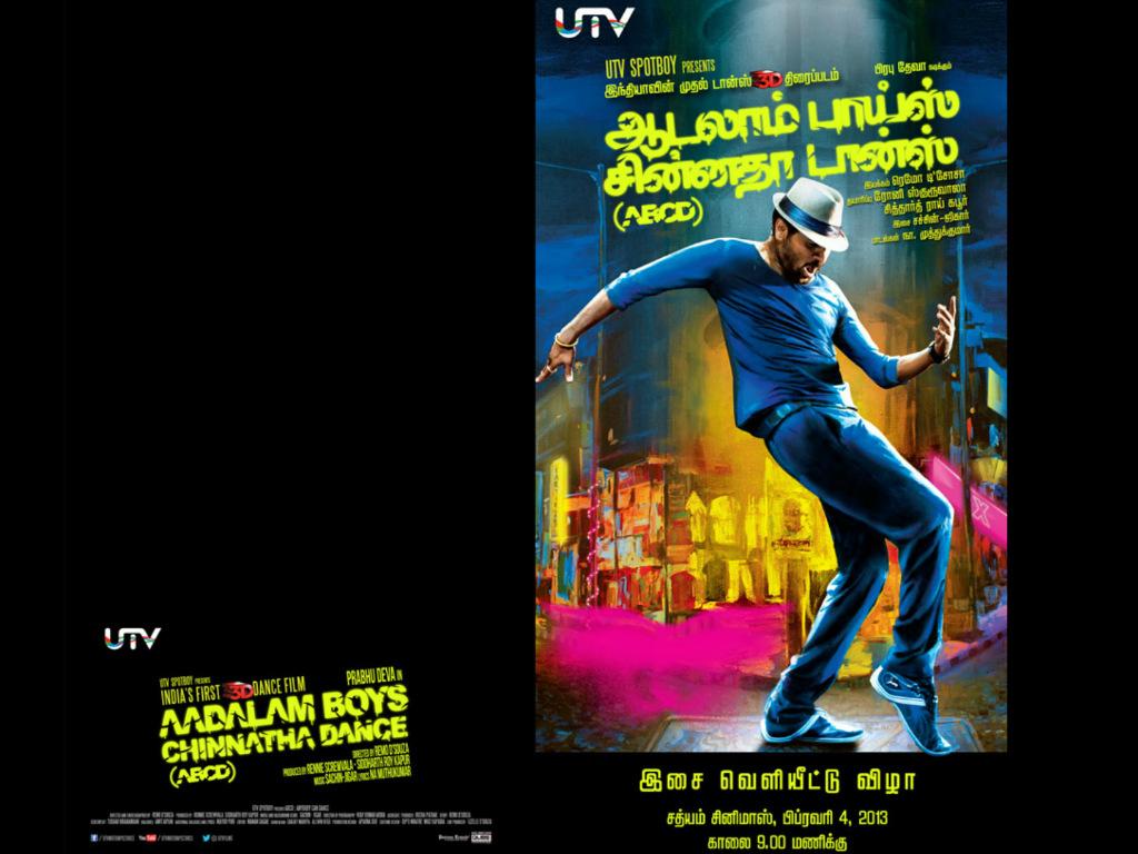 ABCD Aadalam Boys Chinnatha Dance