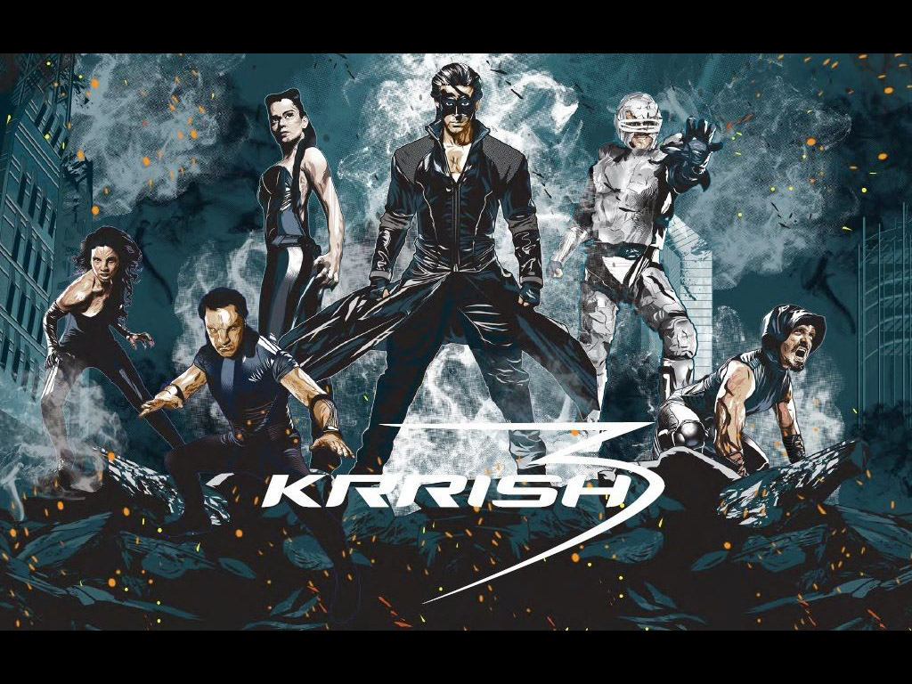 Krrish 3 Movie Hd Wallpapers Krrish 3 Hd Movie Wallpapers