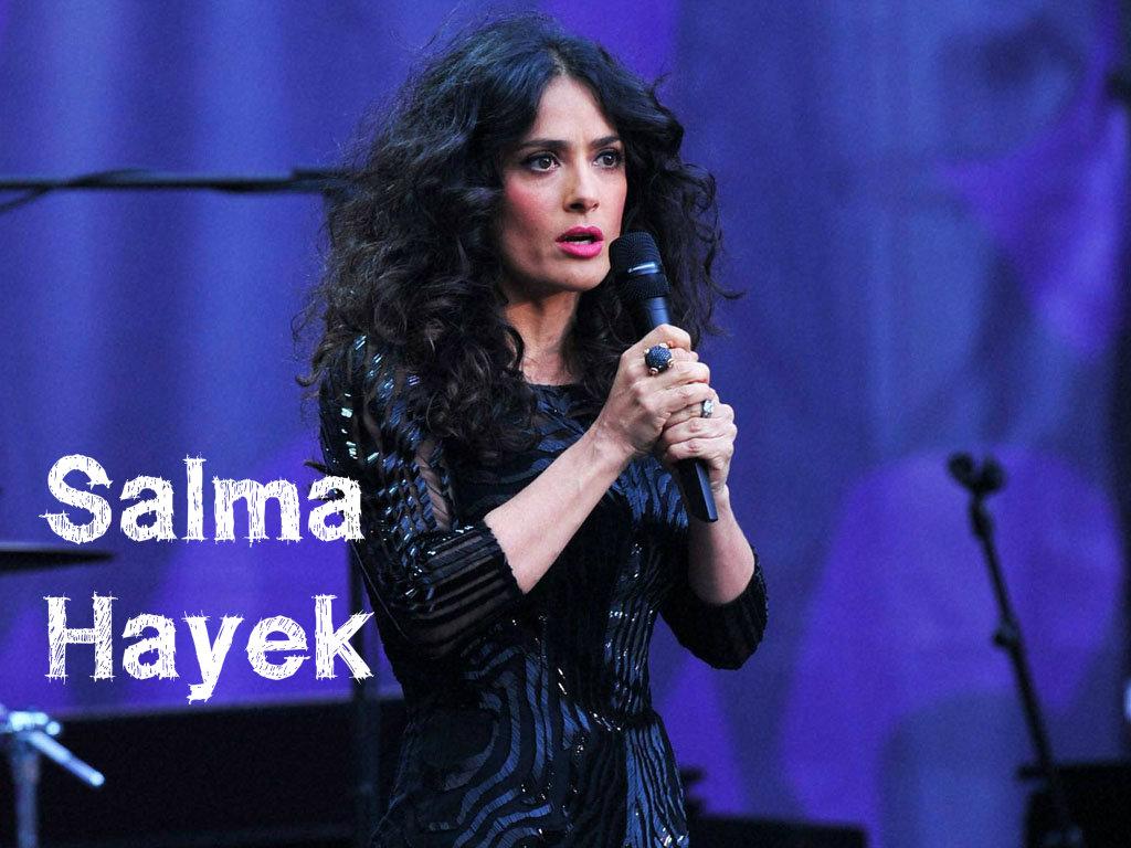 Salma Hayek Wallpaper