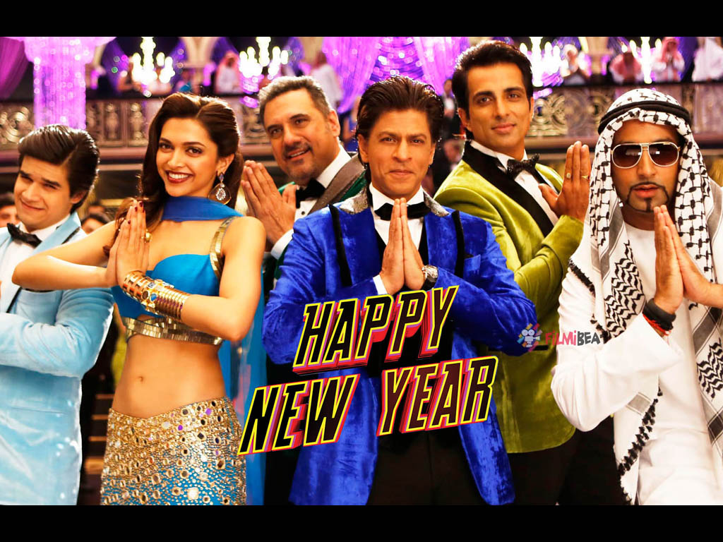 Happy New Year Movie Hd Wallpapers Happy New Year Hd Movie Wallpapers Free Download 1080p To 2k Filmibeat