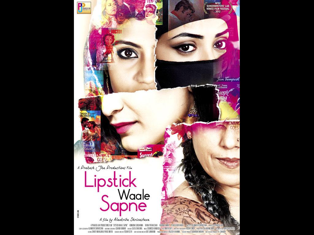 Lipstick Waale Sapne Wallpaper