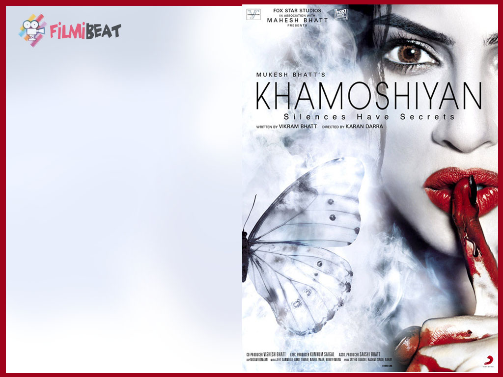 Khamoshiyan Wallpaper