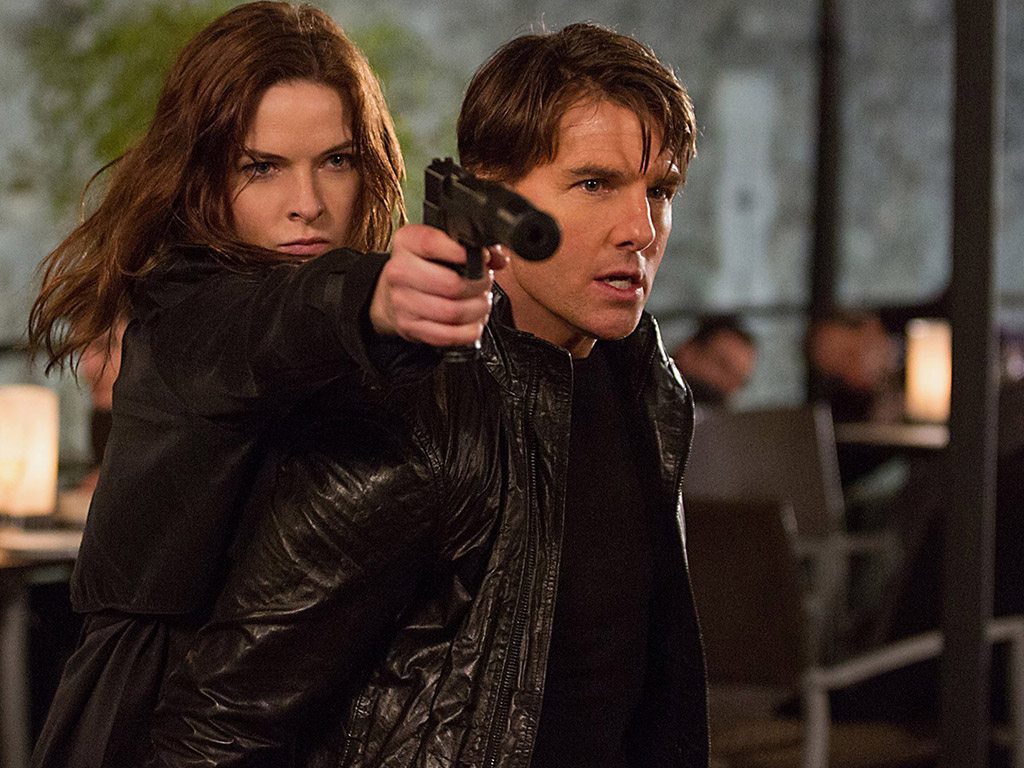 Mission: Impossible 5 Rogue Nation